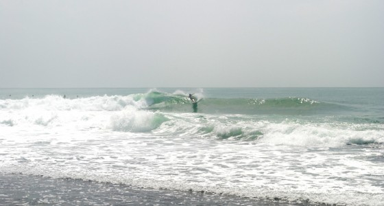 Waves of Isla Colon